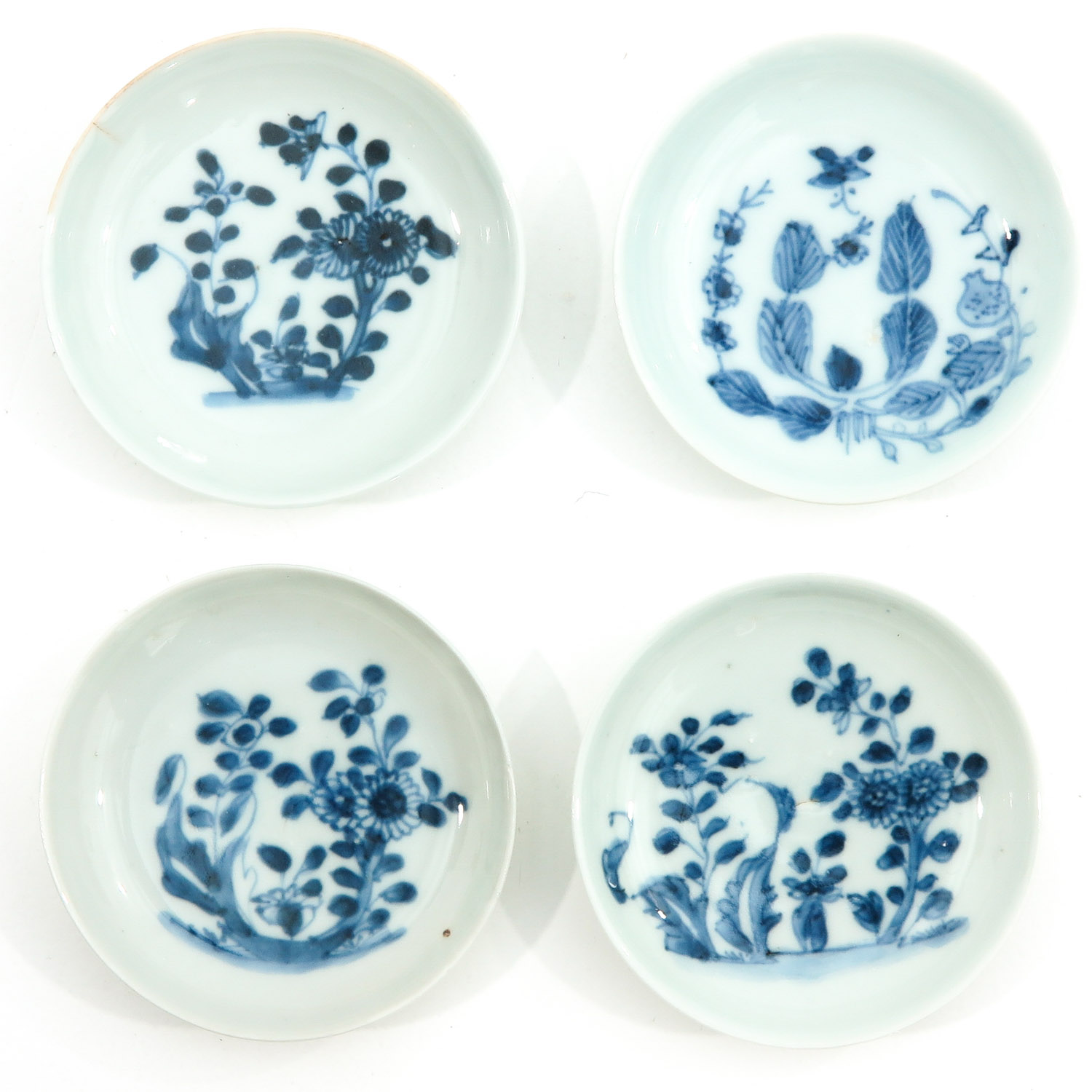 A Collection of 11 Small Plates - Image 3 of 10