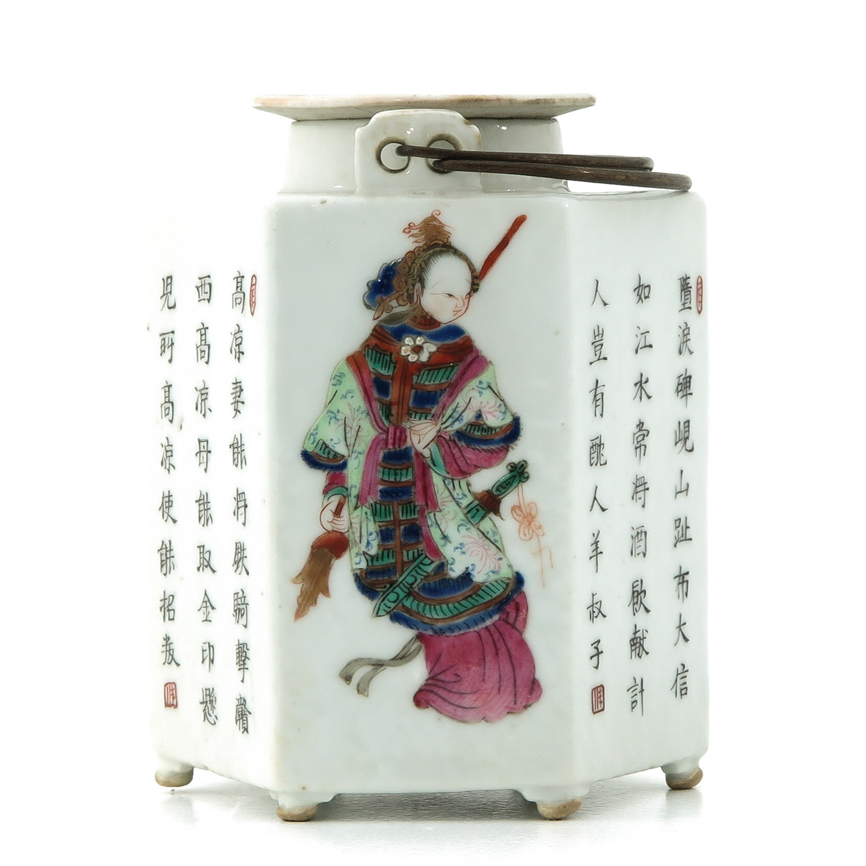 A Wu Shuang Pu Teapot - Image 2 of 9