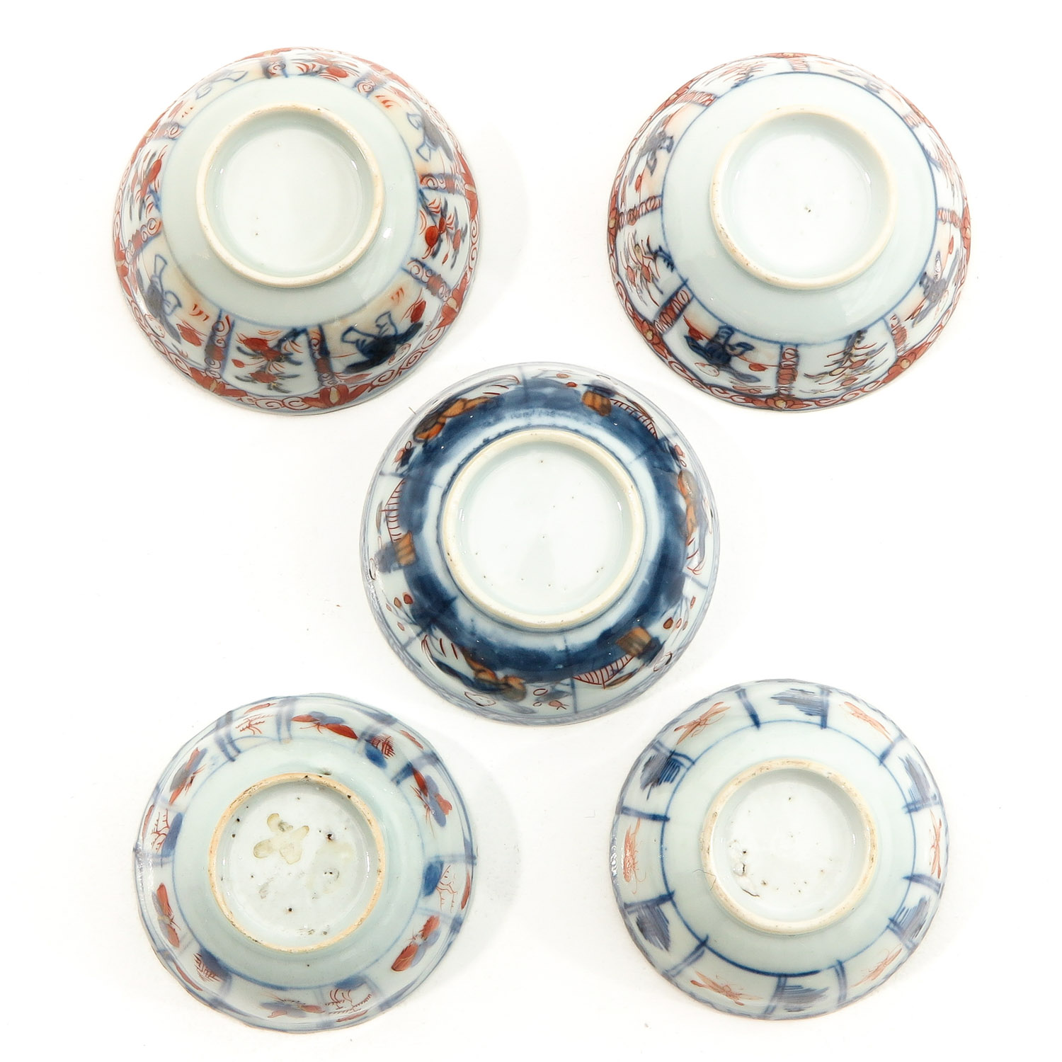 A Lot of 5 Cups and Saucers - Image 6 of 10