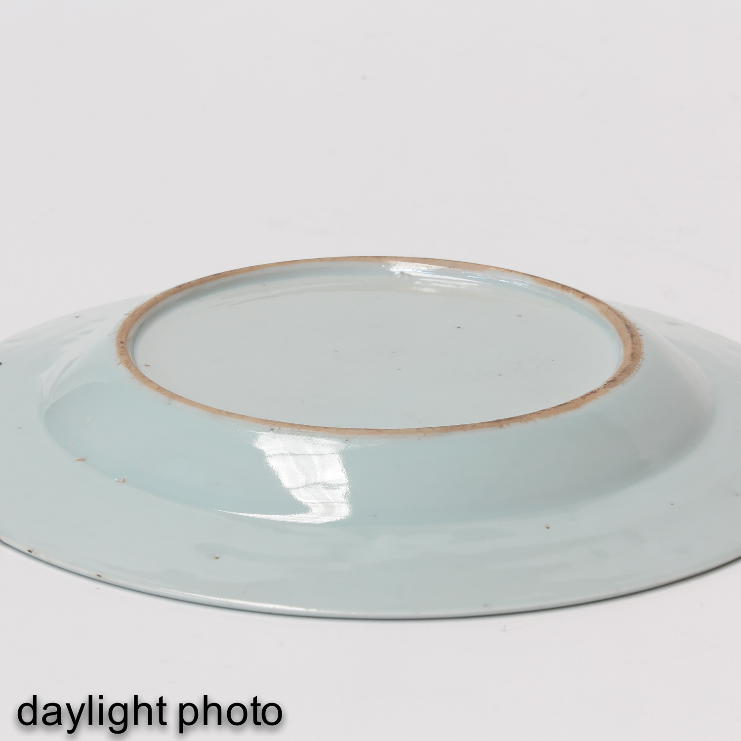 A Series of 8 Famille Rose Plates - Image 10 of 10