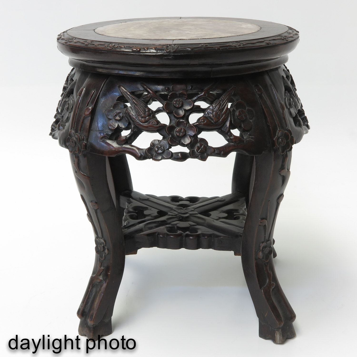 A Chinese Side Table - Image 7 of 9