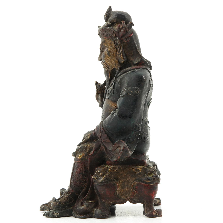 A Bronze Sculpture - Image 2 of 10