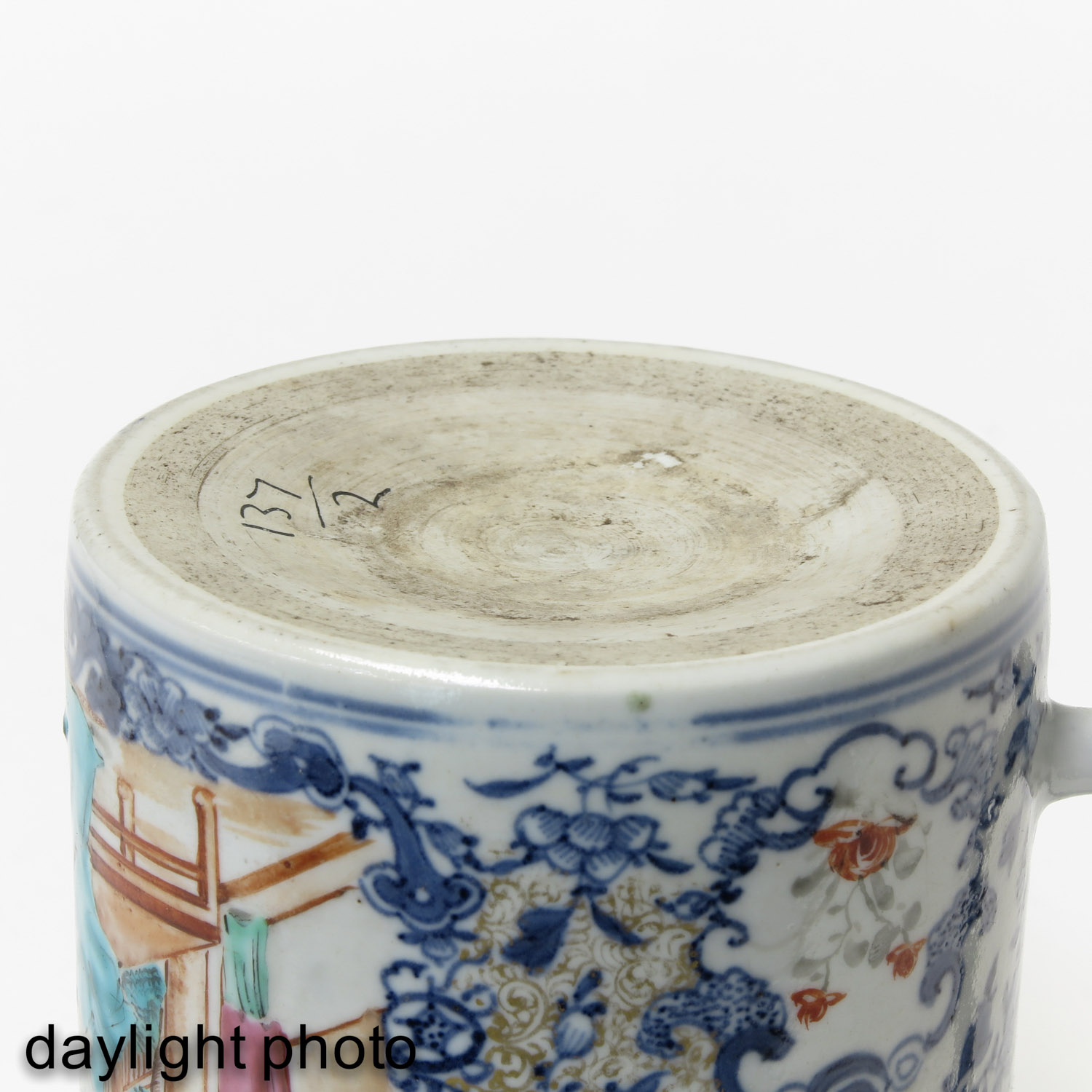 A Polychrome Decor Mug - Image 8 of 10