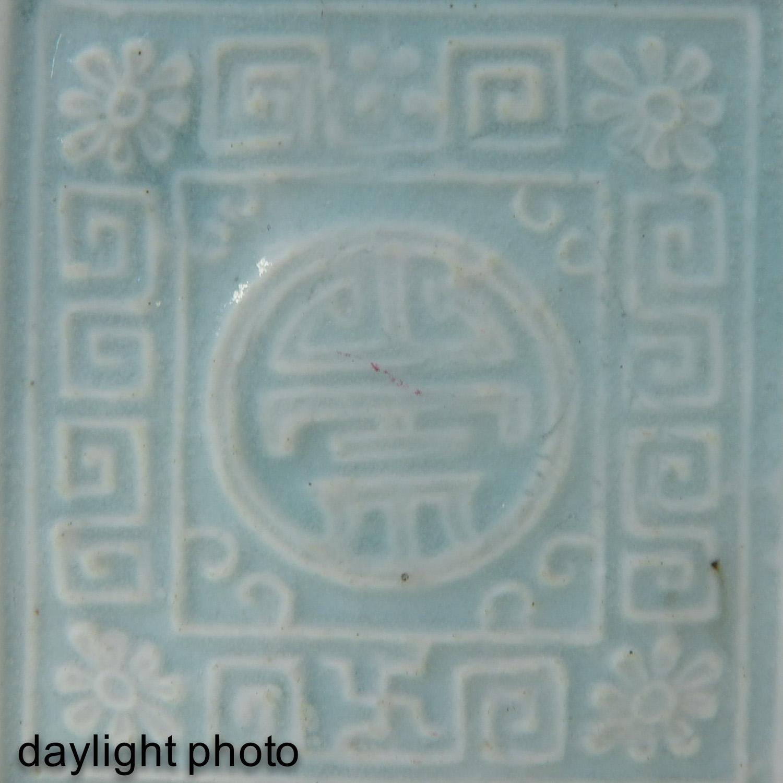 A Celadon Vase - Image 9 of 9