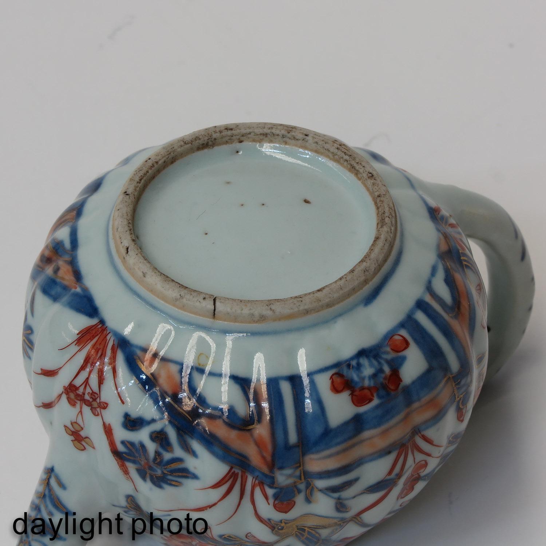 An Imari Teapot - Image 8 of 9