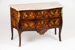 A French taste D.José chest of drawers