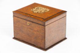 A Napoleon III style box