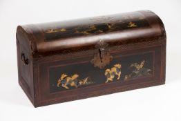 A Namban chest