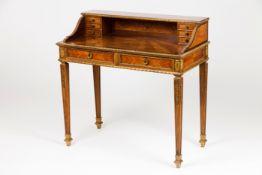 A Louis XVI style ladies bureau
