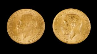 Five sovereigns