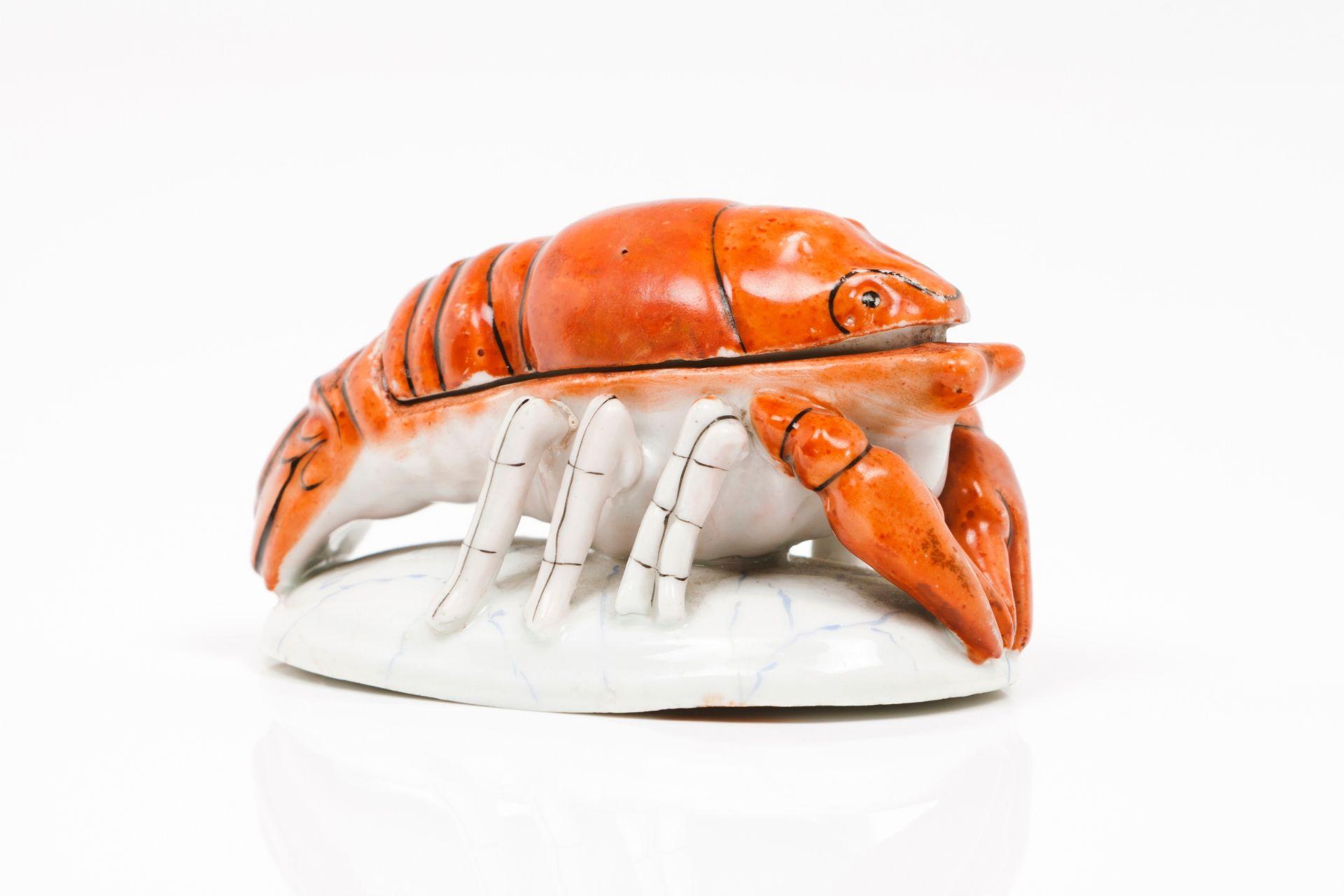A lobster box
