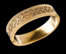 A Victorian bracelet