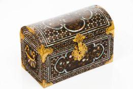 A Namban casket