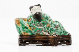A Li Bai brush pot