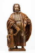 Saint Joseph with The Child