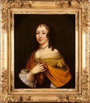 French school, 18th centuryA portrait of a lady Oil on canvas73x62 cm