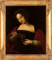 Italian school, 17th / 18th centuryMary Magdalene Oil on canvas68x57 cm