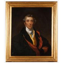 English school, 19th centuryA portrait of Arthur Colley Wellesley, Duke of Wellington (1769-1852)