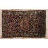 Arak rug, IrãoIn wool and cotton Floral design in shades of beige and burgundy218x140 cm