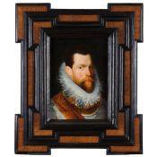 European school, 16th / 17th centuryPortrait of Alessandro Farnese (1545-1592), Duke of Parma