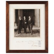 Count of Sabugosa, Santillana and Marquess of FaialA photograph on paper and cardboard Depicting the