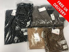 A bundle of Monki Clothing, All Size XL