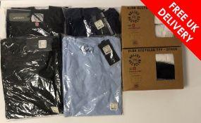 Bundle of Kronstadt Denmark Men's T-Shirts, Size XXL