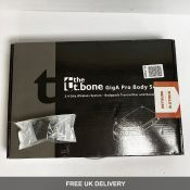 The t.bone GigA Pro Body Set