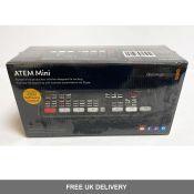 Blackmagic Design ATEM Mini