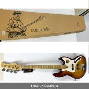 Marcus Miller V7 Swamp Ash-4 TS 2nd Gen Electric Bass