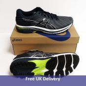 Asics Men's Gel Pursue 7 Road Running Shoe, French Blue and Pure Silver, UK 8.5