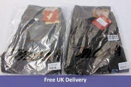Two pairs of Malboro Classics Denim Jeans