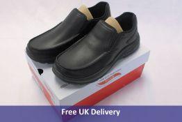 Sketchers Arch Fit Motley Mens Shoes, Black, Size UK 10