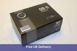 Olympus OM-D E-M1 Mark II Digital Camera, 12-40mm Pro, Black