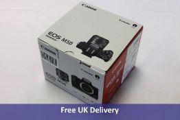 Canon EOS M50 Digital Camera