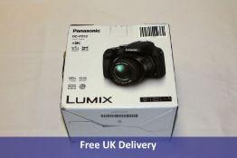 Panasonic LUMIX DC-FZ82 Digital Camera, Black