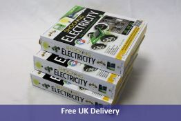 Three Shocking Electricity Book and Science Experiment Kit's
