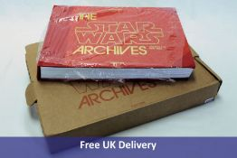 Paul Duncan Taschen Star Wars Archives Episodes I-III 1999-2005 Book, Boxed
