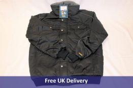 Blaklader Workwear Fleece Lined Jacket Model 4916, Colour 9900, Size XL