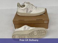 Veja Sneaker V-10 CWL, Women's, White, UK 5