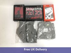 Boy's Nike and Jordan, Baby and Toddler Clothes Mixed Sizes From 0-3 Months to 0-6 Months