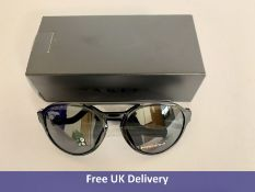 Oakley Forager Sunglasses, OO9421-01, Polished Black and Prizm Grey