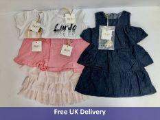 Six items of Liu-Jo Milano Girl's Clothing, age 4