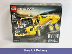 LEGO 42114 Technic 6x6 Volvo Articulated Hauler Truck RC Construction Vehicle