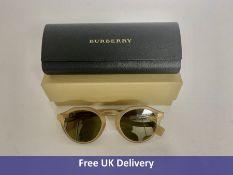 Burberry Men's Aceteate Sunglasses, Brown