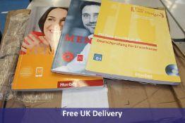 German School Text and Phrasebooks