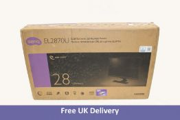 Benq EL287OU UHD LED Backlit Monitor