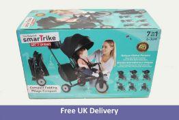 Smart Trike STR 7 Urban PushChair, Black, 6-36 months