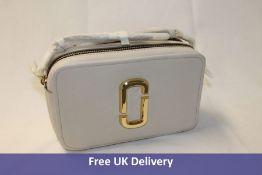 Marc Jacobs The Softshot 21, Multi bag handbag, Cream