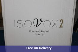 Isovox 2 Portable Vocal Booth